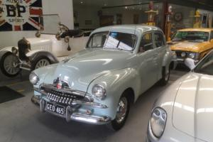 1954 HOLODEN FJ SPECIAL SEDAN ONLY 1 FAMILY OWNER!! Photo