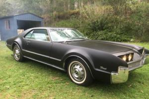 1966 OLDSMOBILE TORONADO SUPER DELUX COUPE