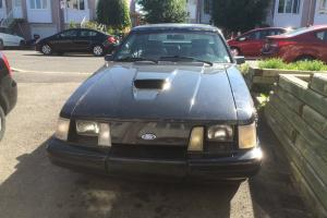 1984 Ford Mustang SVO Hatchback 2-Door | eBay for Sale