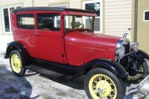1929 Ford Model A Tudor | eBay