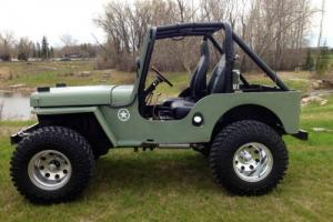 1951 Willys CJ-3A Jeep | eBay