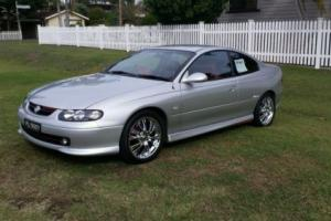 2003 Holden Monaro CV8 Coupe Classic Photo