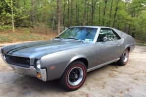 1969 AMC AMX Two seater Photo