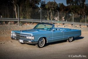 1967 Chrysler Imperial Crown Convertible Photo
