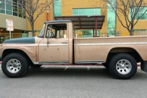 1968 International Harvester 1100c Photo