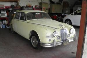 1963 Jaguar S-Type