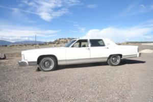 1979 Lincoln Town Car Photo