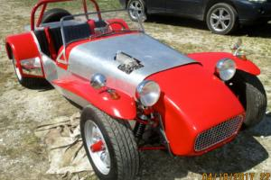 Replica/Kit Makes: LOTUS SUPER 7 REPLICA