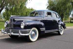 1942 Nash Ambassador 6 Slipstream Photo