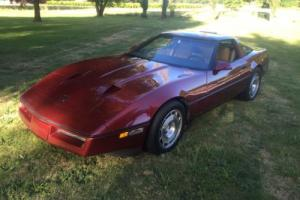 1987 Chevrolet Corvette Callaway Photo