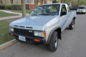 1988 Nissan Other Pickups Photo