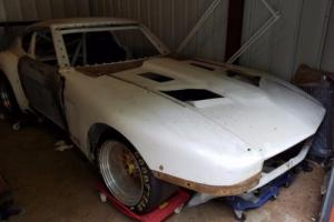 1972 Datsun 240 Z Race Car