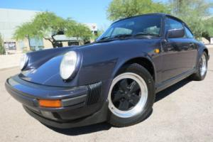 1986 Porsche 911 Carrera Coupe Photo