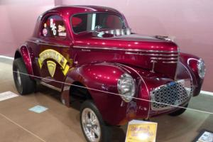 1940 Willys coupe Photo