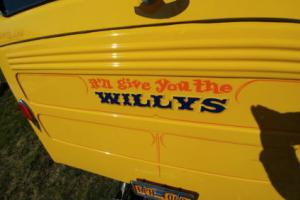 1959 Willys willys overland TRADES WELCOME Photo