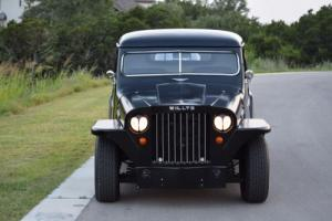 1948 Willys Pickup Photo