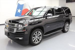 2016 Chevrolet Tahoe LTZ 4X4 7PASS SUNROOF NAV DVD 22'S