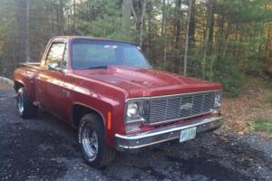 1977 Chevrolet Other Pickups Scottsdale