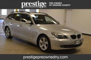 2008 BMW 5-Series 535xiT.COMFORT ACCESS SYSTEM.HEATED FRONT SEATS