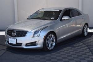 2014 GM Certified Cadillac ATS Premium One-Owner