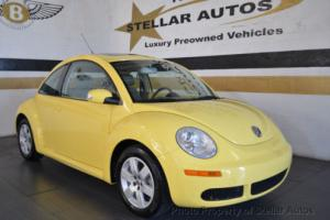 2007 Volkswagen Beetle-New 2dr Automatic