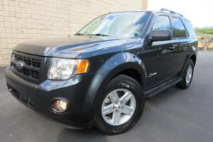 2009 Ford Escape AWD 4dr SUV SUV 4-Door CVT I4 2.5L