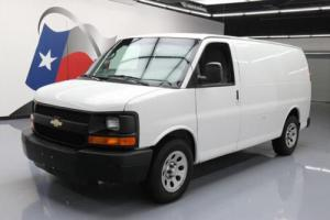2011 Chevrolet Express 1500 CARGO PARTITION SHELVES Photo