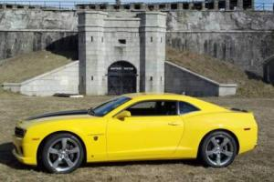 2010 Chevrolet Camaro SS Photo