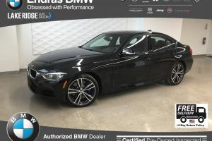 2017 BMW 3-Series 340i xDrive Photo