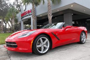 2014 Chevrolet Corvette 1LT Convertible Photo