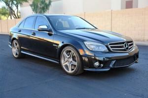 2008 Mercedes-Benz C-Class C63 AMG Photo