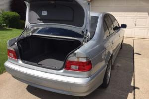 2001 BMW 5-Series 540i Photo