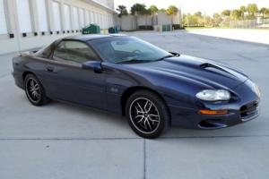 2002 Chevrolet Camaro SS 35th Anniversary Photo