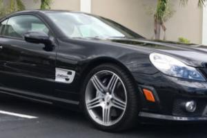 2012 Mercedes-Benz SL-Class 2dr Roadster SL63 AMG Photo