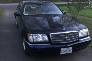 1999 Mercedes-Benz S-Class Photo