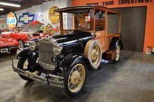 1929 Ford Model A -- Photo