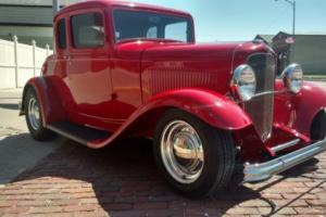 1932 Ford MODEL 18 32 COUPE, STREET ROD, HOT ROD, Photo