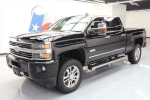 2015 Chevrolet Silverado 2500 HIGH COUNTRY 4X4 DIESEL NAV!! Photo