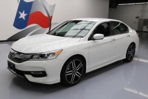 "2016 Honda Accord SPORT SEDAN REAR CAM 19"" WHEELS Photo"
