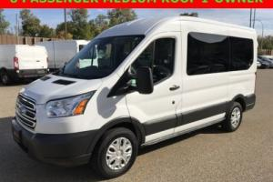 2016 Ford Transit Connect XLT-8 Passenger