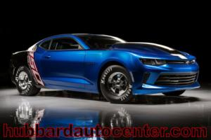 2017 Chevrolet Camaro 2017 COPO Camaro with the Collector Appearance Pkg Photo
