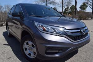 2015 Honda CR-V LX-EDITION