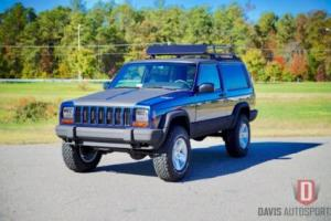 2000 Jeep Cherokee Order Per Your Specs