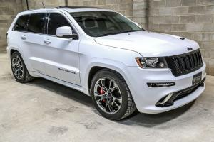 2013 Jeep Grand Cherokee SRT8 4WD ALPINE EDITION