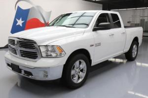 2015 Dodge Ram 1500 BIG HORN QUAD HEMI 6-PASS 20'S