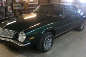 1975 Chevrolet Camaro Photo