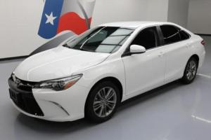2015 Toyota Camry SE AUTO BLUETOOTH REAR CAM ALLOYS