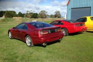 1990 nissan 300zx non turbo auto,runs and drives no reg/rwc 2+2 P plate ok targa