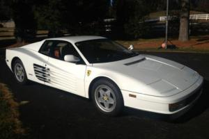 1989 Ferrari Testarossa Photo