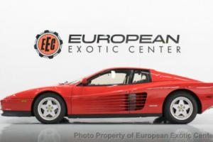 1988 Ferrari Testarossa Photo